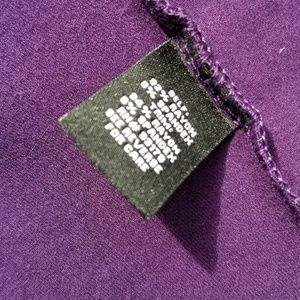 Premise Dresses - NEW 3X Premise Purple Stretch Maxi Dress